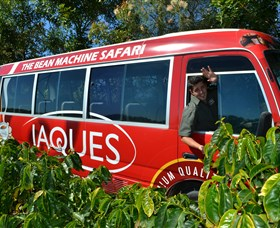 Jaques Coffee Plantation - Accommodation Tasmania