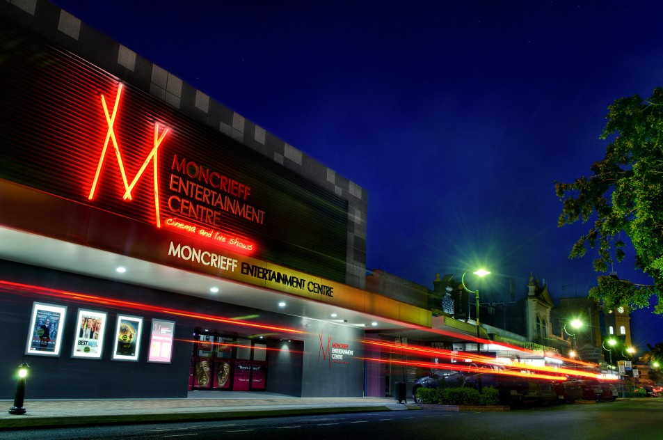 Moncrieff Entertainment Centre - Accommodation Tasmania
