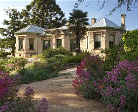Buda Historic Home  Garden - Accommodation Tasmania