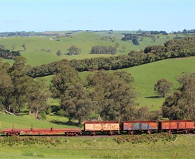 South Gippsland Tourist Railway - Accommodation Tasmania