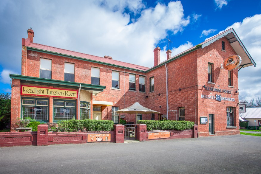 Holgate Brewhouse at Keatings Hotel - Accommodation Tasmania