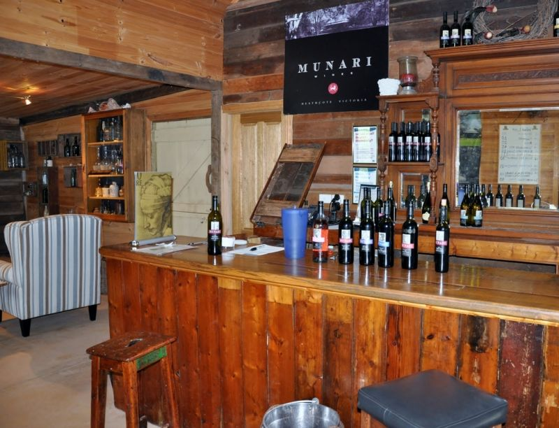 Munari Wines - Accommodation Tasmania