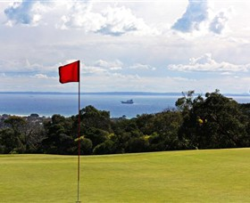 Rosebud Park Golf Course - Accommodation Tasmania
