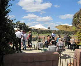 Flynns Wines  Heathcotean Bistro - Accommodation Tasmania