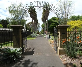 Friends of Geelong Botanic Gardens - Accommodation Tasmania