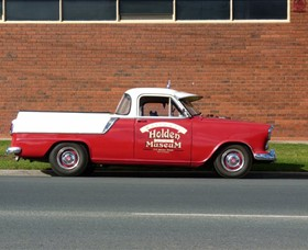 National Holden Museum - Accommodation Tasmania