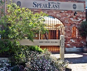 Speakeasy Wine Bar - Accommodation Tasmania