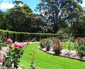 Wollongong Botanic Garden - Accommodation Tasmania