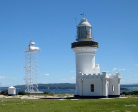 Point Perpendicular Lighthouse and Lookout