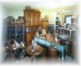 Turnbull Bros Antiques - Accommodation Tasmania