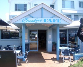 Breakers Cafe and Restaurant - Accommodation Tasmania