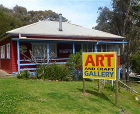 MACS Cottage Gallery - Accommodation Tasmania