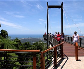 Sealy Lookout - Accommodation Tasmania