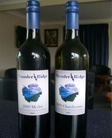 Thunder Ridge Wines