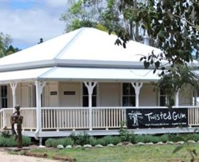 Twisted Gum Wines - Accommodation Tasmania