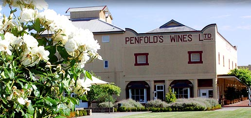 Penfolds Barossa - Accommodation Tasmania