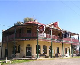 Coolac Hotel - Accommodation Tasmania