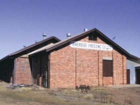 Riverside Freezing Works and Rabbit Factory - Accommodation Tasmania