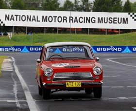 National Motor Racing Museum - Accommodation Tasmania