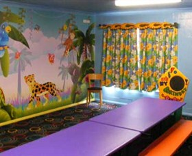Jumbos Jungle Playhouse and Cafe - Accommodation Tasmania