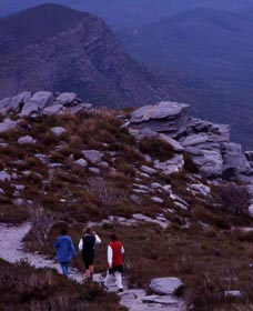 Bluff Knoll Stirling Range National Park - Accommodation Tasmania