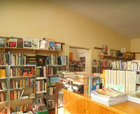 Corryong Browsers Bookshop - Accommodation Tasmania
