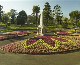 Queens Park Toowoomba - Accommodation Tasmania