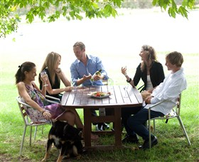 Hidden Creek Winery and Cafe - Accommodation Tasmania