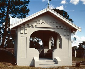 Stanthorpe Soldiers Memorial - Accommodation Tasmania