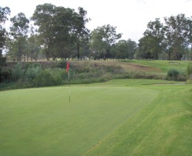 Muswellbrook Golf Club - Accommodation Tasmania