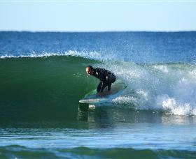Surfaris Surf Camp - Accommodation Tasmania