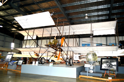 Australian Army Flying Museum - Accommodation Tasmania