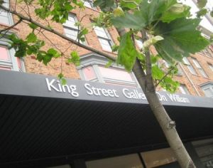 King Street Gallery on William - Accommodation Tasmania