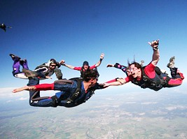 Skydive Maitland - Accommodation Tasmania