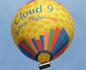 Cloud 9 Balloon Flights - Accommodation Tasmania