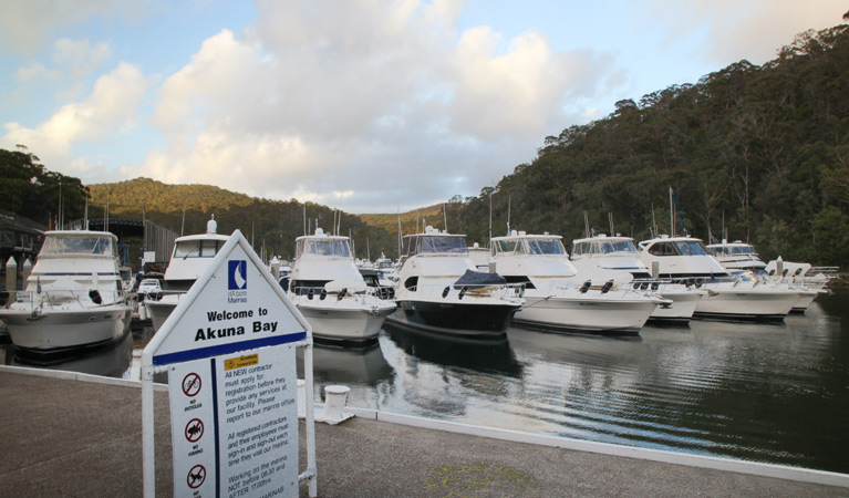 d'Albora Marinas at Akuna Bay - Accommodation Tasmania