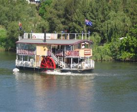 Hawkesbury Paddlewheeler - Accommodation Tasmania