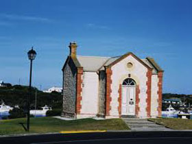 Royal Circus and Customs House in Robe - Accommodation Tasmania