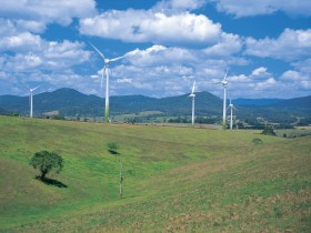 Windy Hill Wind Farm, Ravenshoe