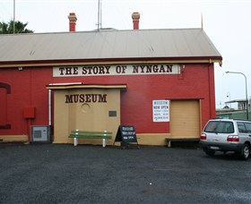 Nyngan Museum - Accommodation Tasmania