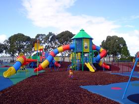 Millicent Mega Playground in The Domain