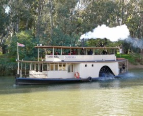 Paddlesteamer Canberra - Accommodation Tasmania
