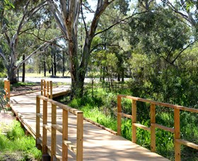 Green Corridor Walking Track