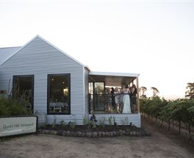 Quoin Hill Vineyard - Accommodation Tasmania