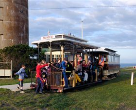 Portland Cable Trams - Accommodation Tasmania