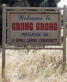 Grong Grong Earth Park - Accommodation Tasmania