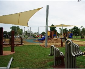 Livvi's Place Playground - Accommodation Tasmania