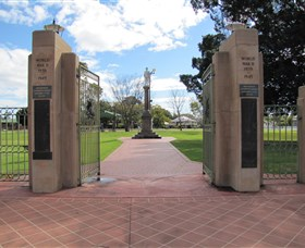 Goondiwindi War Memorial - Accommodation Tasmania