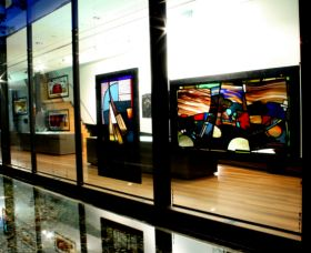 National Art Glass Collection - Accommodation Tasmania