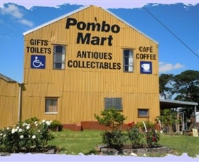 Pombo Mart - Accommodation Tasmania